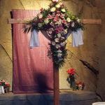 Community Sunrise Service Cross