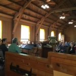 A full sanctuary for Jazz Sunday 2016