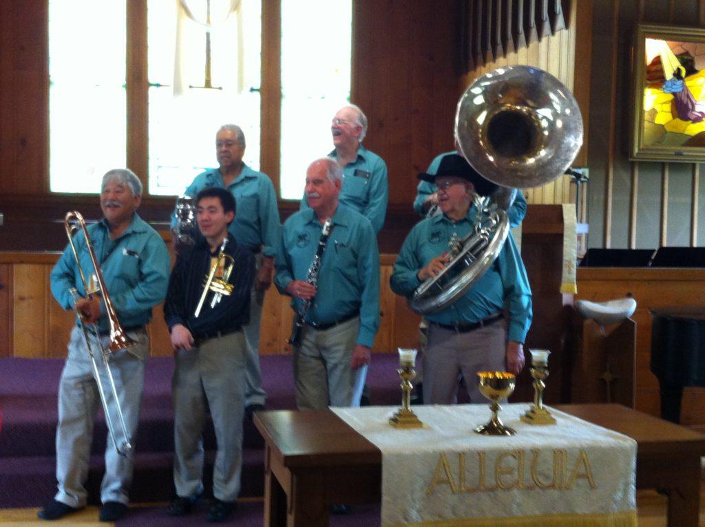 High Sierra Jazz Band
