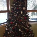 Harrison Hall Christmas Tree